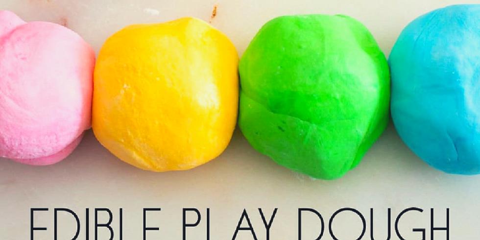 Kids Workshop - Let's Make Edible Play Dough