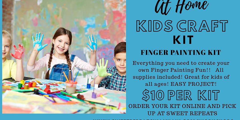 Fingerpainting Art Kit