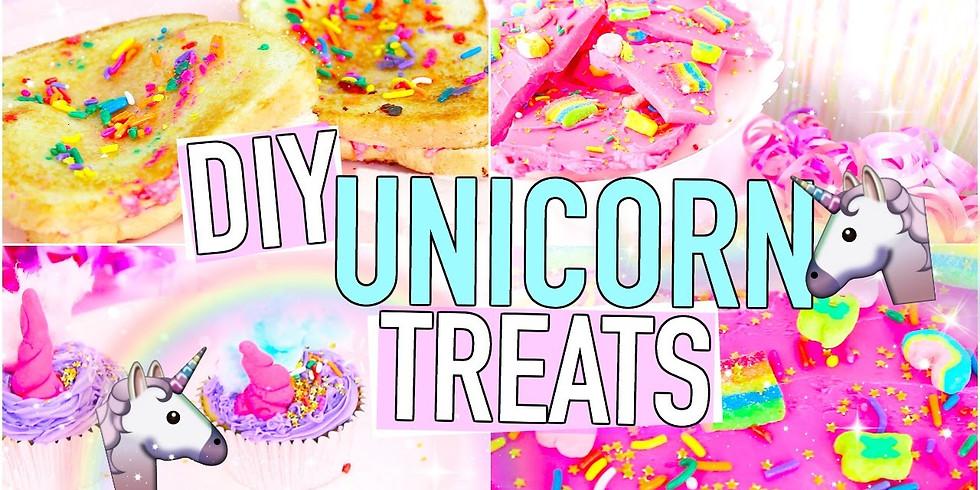 Kid's Unicorn Treats & Chocolate Workshop