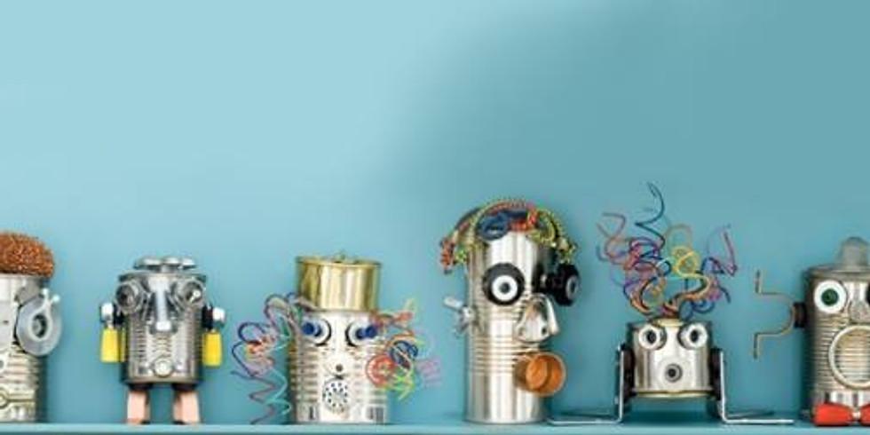 Kids Tin Can Robot Workshop
