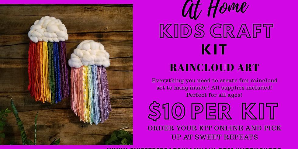 Kids Raincloud Art Kit