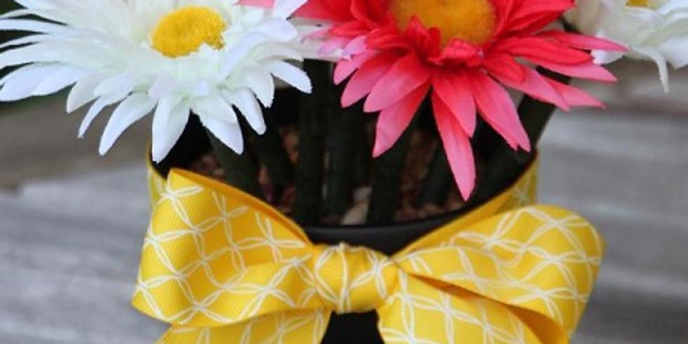 Kids - Flower Pen Bouquet for Teacher Appreciation