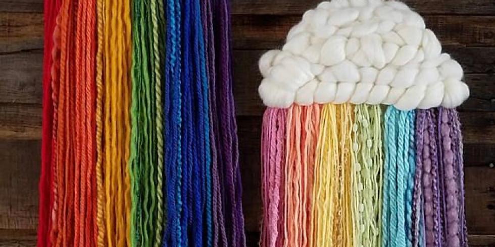 Kids Raincloud Yarn Workshop