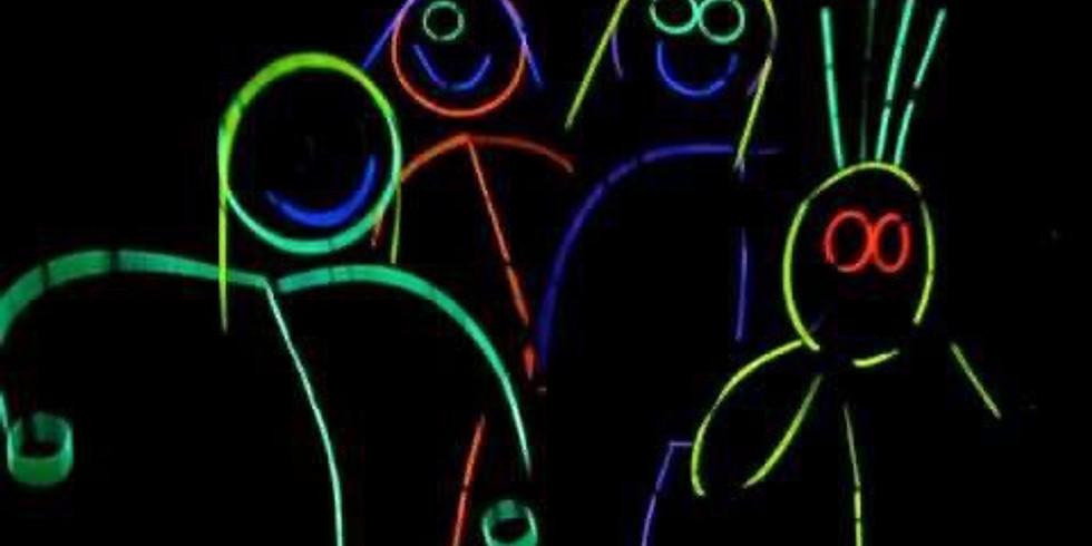 Glow Stick People Kit