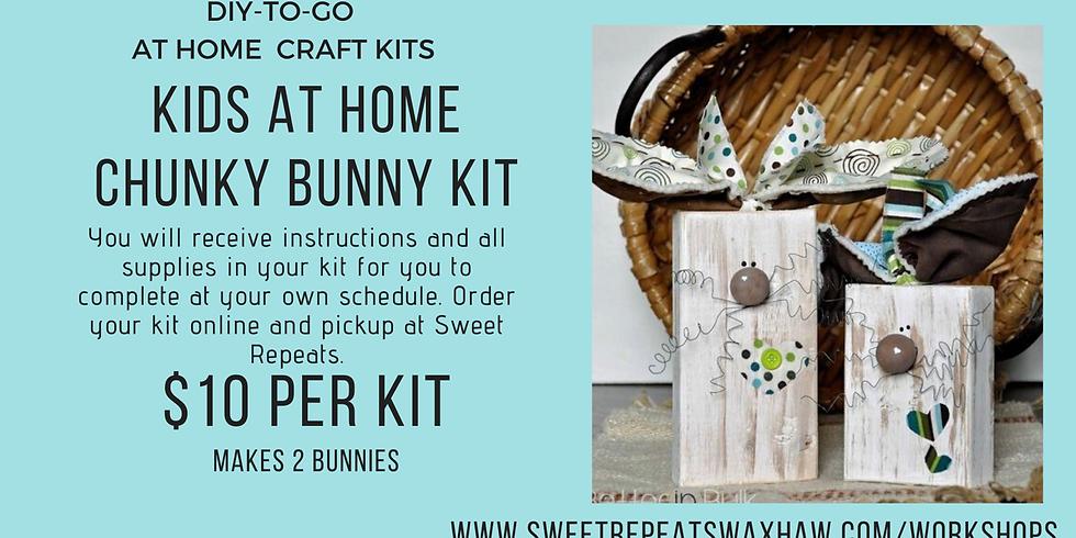 At Home Kids Chunky Bunny Kit