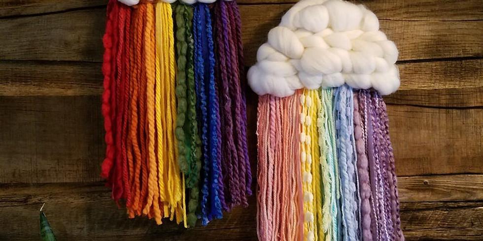 Kids Yarn Rain Cloud Workshop