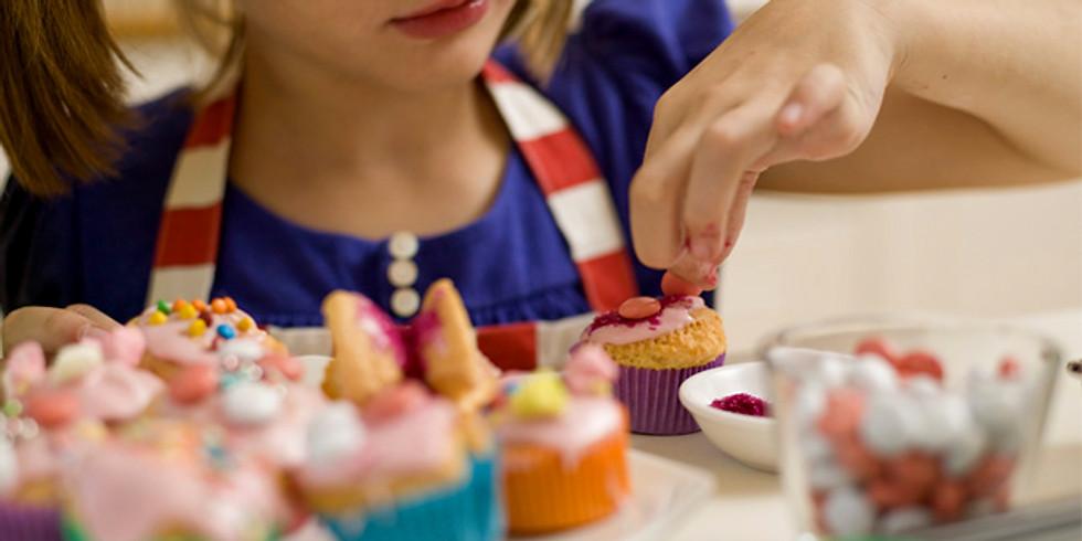 Kids Cupcake Decorating Workshop
