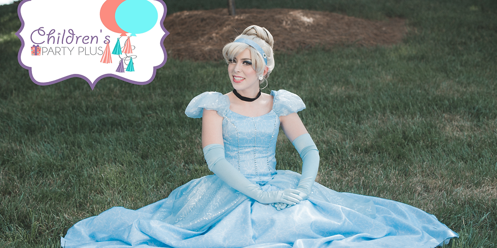 Tea and Storytime with Cinderella