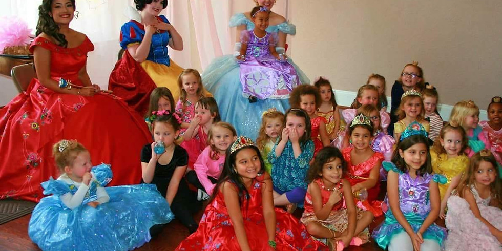 Once Upon a Time Fairytale Ball - Waxhaw 1pm