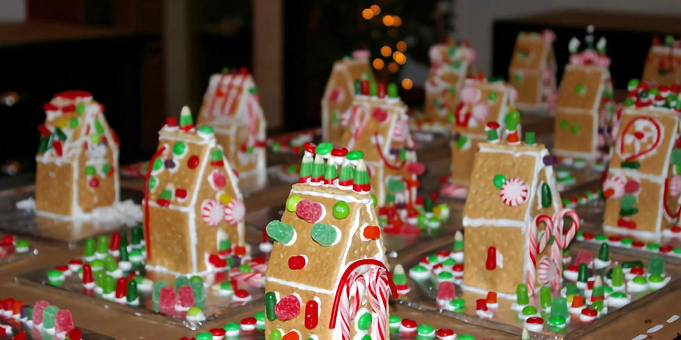 Gingerbread House Party