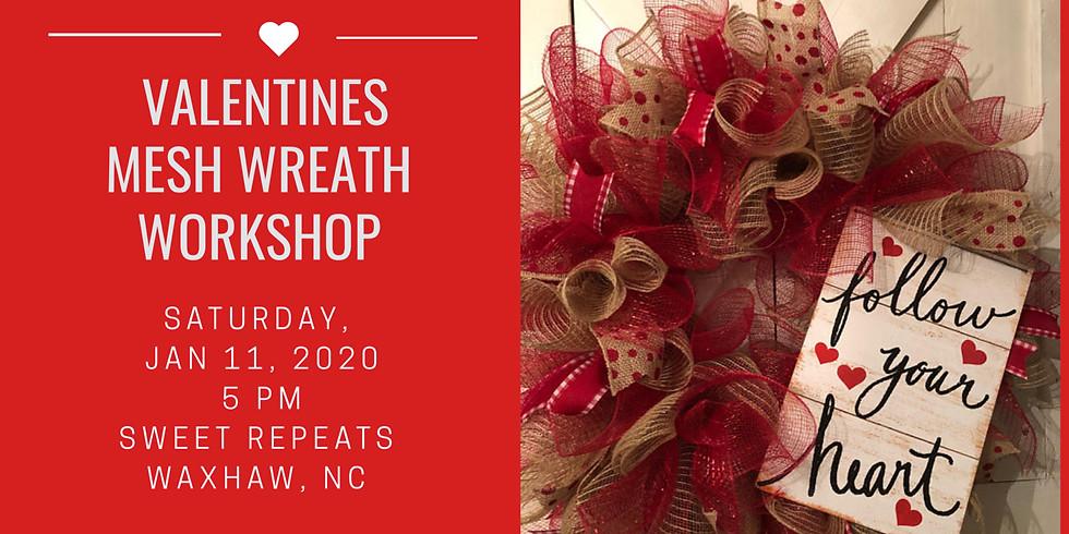 Valentines Mesh Workshop