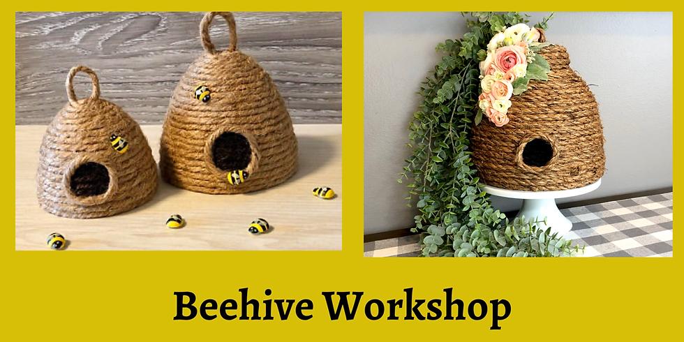 Beehive Making Workshop