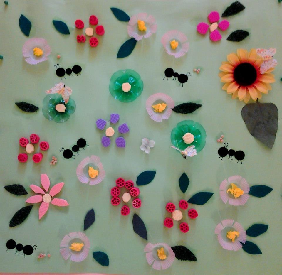 Cartellone di primavera