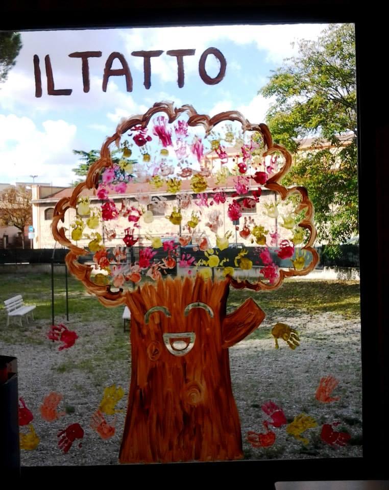 L'albero di manine