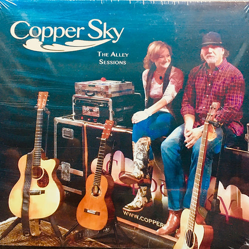 "Copper Sky ""The Alley Sessions"""