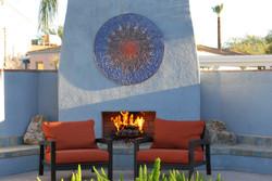 Fireplace Sun