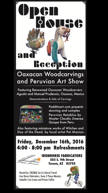 OAXACAN ART SHOW