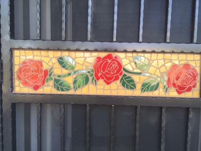 Door of Roses