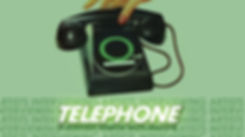 Telephone by Decoy Magazine. Artist interviewing artists