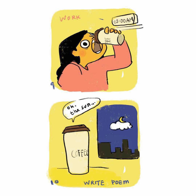 A Day in the Life of New Yorker Coffee 3