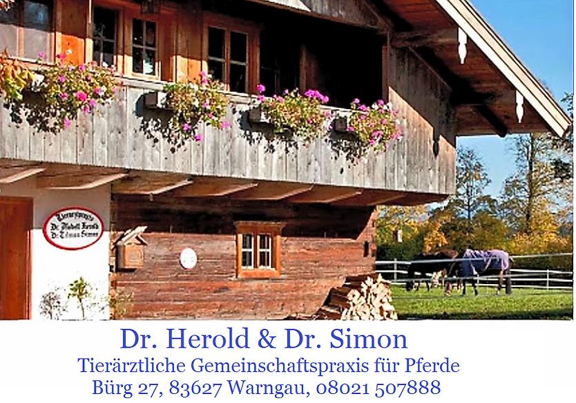 Tierärztliche Gemeinschaftspraxis Dr. Herold & Dr. Simon
