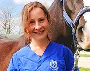 Dr.Elisabeth Schnack, Tierärztin in der Tierärztlichen Gemeinschaftspraxis Dr, Herold und Dr. Simon