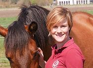 Bernadette Roth Tierärztin in der Tierärztlichen Gemeinschaftspraxis Dr, Herold und Dr. Simon