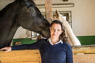 Dr. Isabell Herold Tierärztin Pferdeakupunktur Bayern