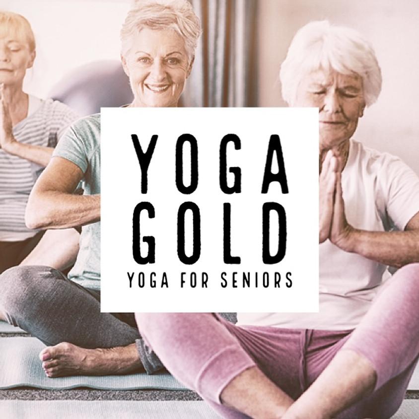 Yoga Gold: Yoga for Seniors