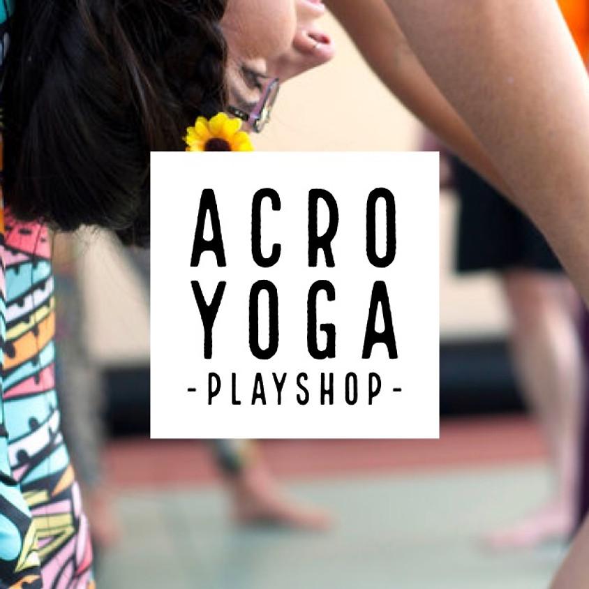 Spring Equinox Acro Yoga Playshop