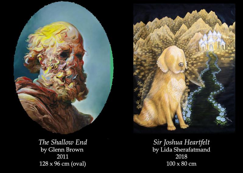 """Sir Joshua Heartfelt"" dialoguing with ""Shallow End"""