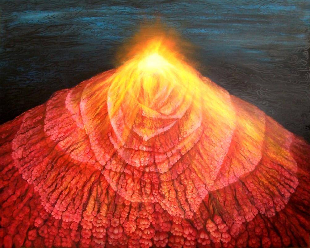 """A Volcano of Grace"""