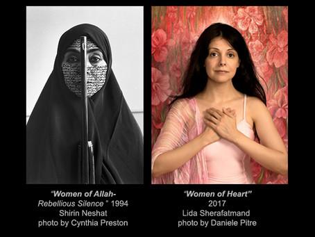 """Women of Allah"" versus Women of Heart – Iran versus USA reality"