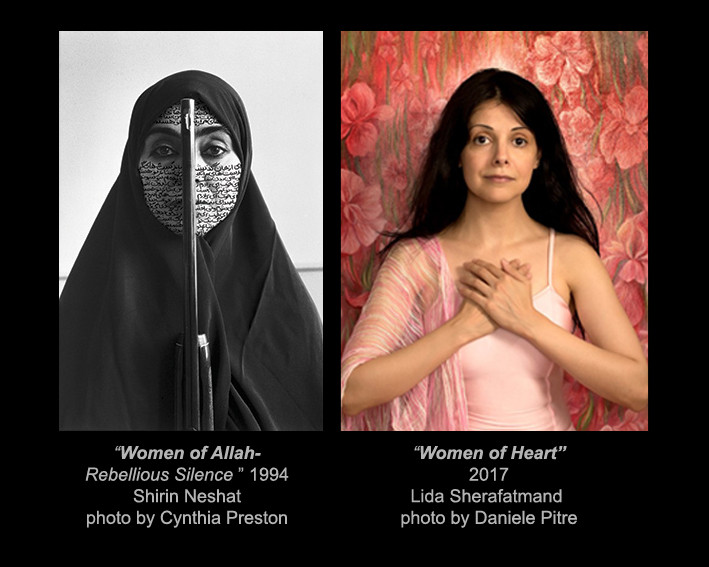 """""""Women of Heart"""" dialoguing with """"Women of Allah"""""""