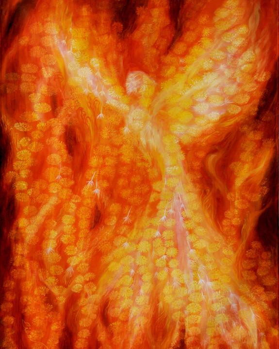 """Rising Phoenix"""