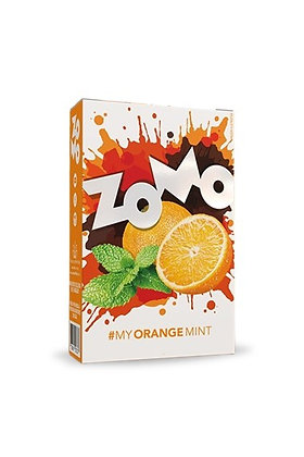 Zomo Orange Mint - תפוז טרי ומנטה