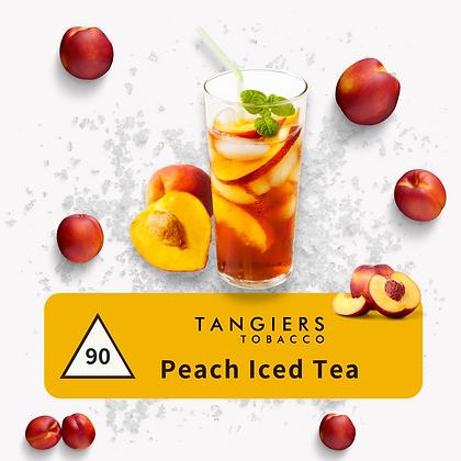 TANGIERS Peach Iced Tea   - טבק טנג'ירז אייס תי אפרסק