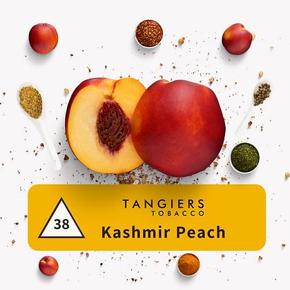 TANGIERS Kashmir Peach   - טבק טנג'ירז אפרסק ותבלינים מהמזרח