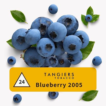 TANGIERS Blueberry 2005  - טבק טנג'ירז אוכמניות