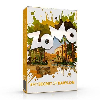 Zomo Secret of Babylon