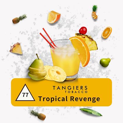 TANGIERS Tropical Revenge  - טבק טנג'ירז קוקטייל אננס, אגס ותפוז