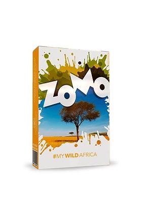Zomo Wild África - פסיפלורה, מיקס הדרים, תפוז לימון וקירור