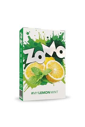 Zomo Lemon Mint - לימון מנטה