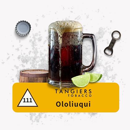 TANGIERS Ololiuqui   - טבק טנג'ירז בירה שחורה צוננת
