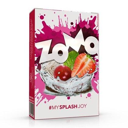 Zomo Splash Joy - משקה פירות יער, תות שדה ודובדנים