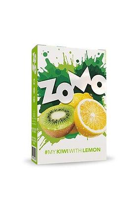 Zomo Kiwi With Lemon - טעם חמוץ מתוק של קיווי לימון