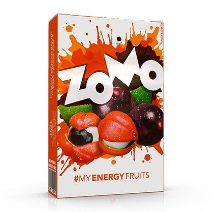 ZOMO ENERGY FRUITS