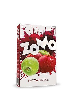 Zomo Two Apple -  הטעם האהוב של שני תפוחים