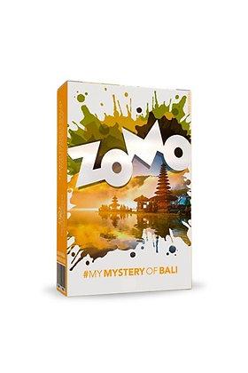 Zomo Mystery of Bali - אפרסק, משמשים, שזיפים ומנטה