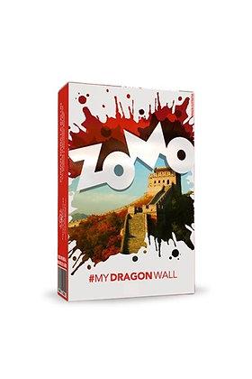 Zomo Dragon Wall - נקטר אפרסק, אגס ומלון